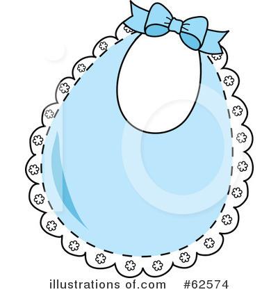 Baby Bib Clip Art