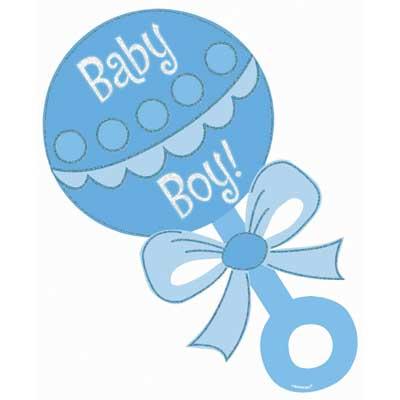 Baby boy baby rattle boy .
