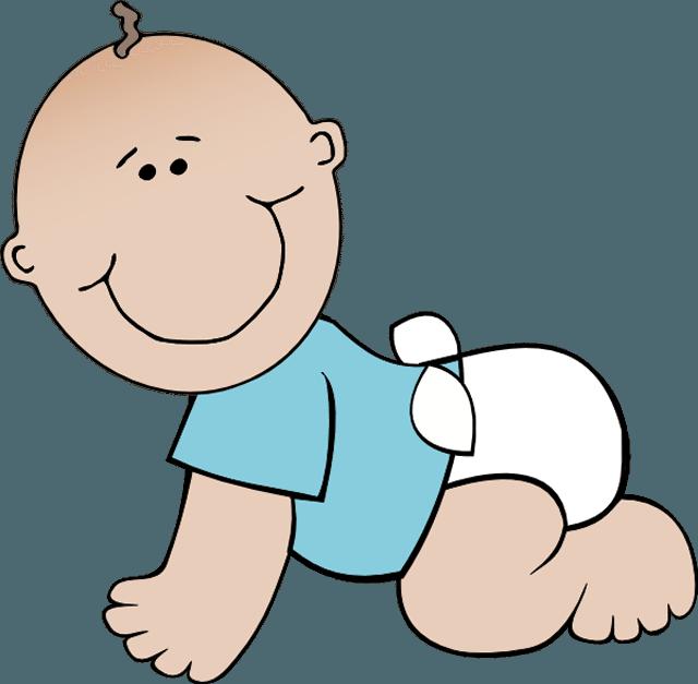 Baby boy free baby shower clip .
