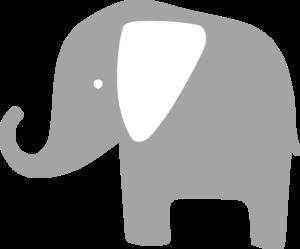 Baby elephant 0 images about elephant shower on elephants cliparts