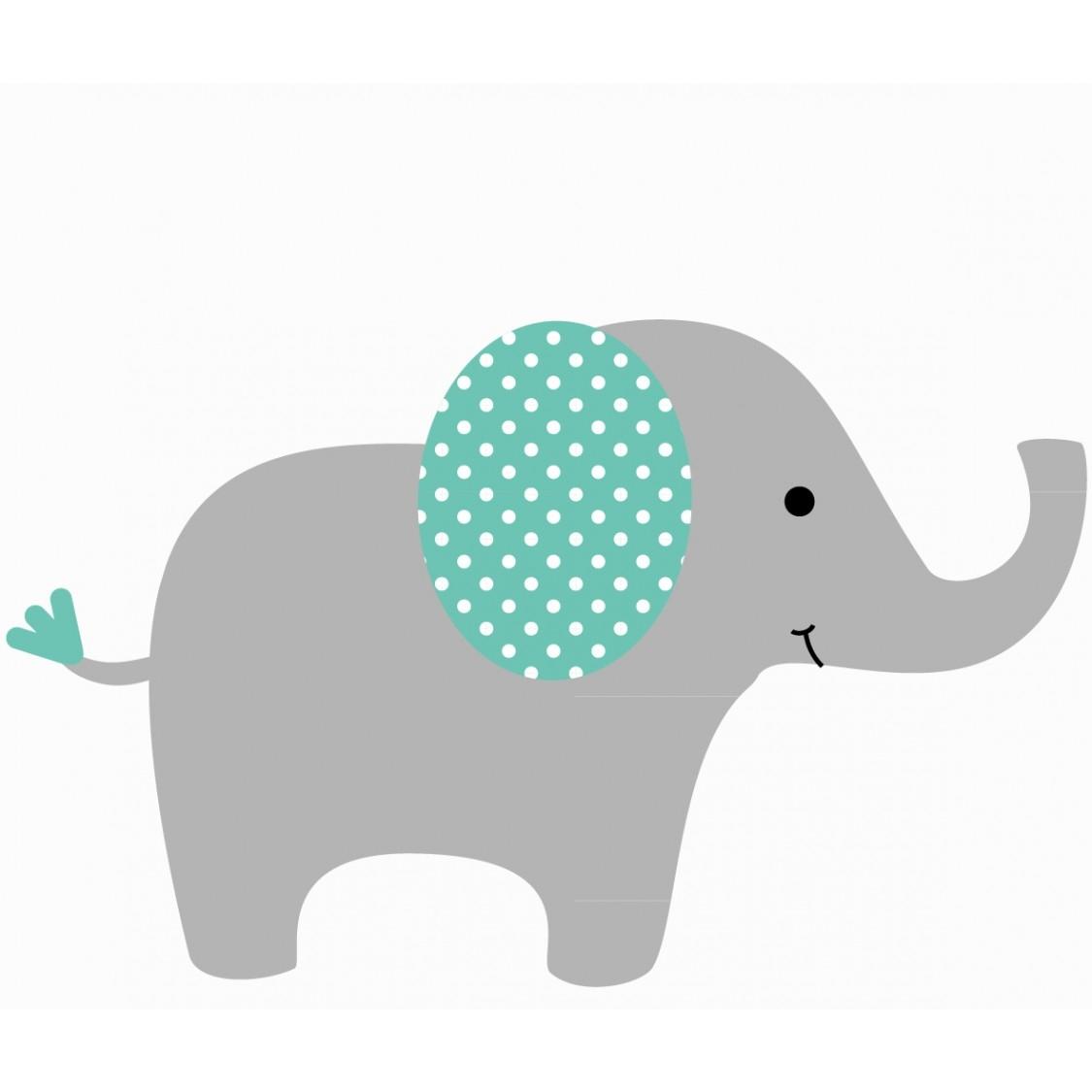 Baby Elephant Clipart Free