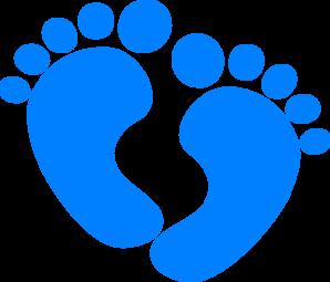 Baby Feet Clip Art