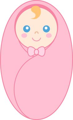 Baby girl baby shower clip art for girls on clip art for girls