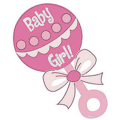 Baby girl clip art baby clips creche babies clip clipartcow