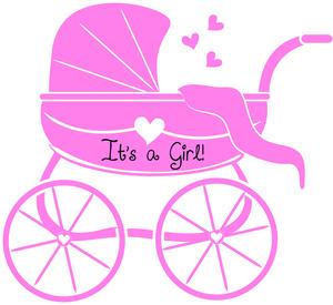 Baby Girl Clip Art Images Baby Girl Stock Photos Clipart Baby Girl