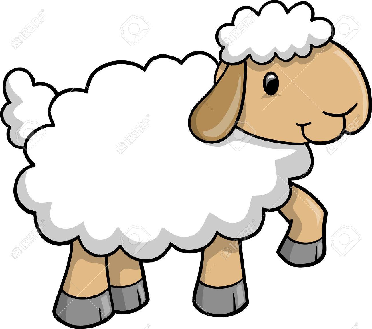 Baby Lamb Clipart - Getbellhop