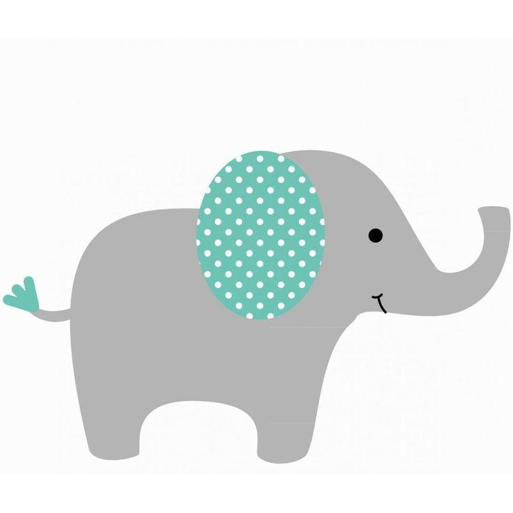 Baby Nursery Elephant Clip Art . Pin by Jean Pankratz on Baby | .