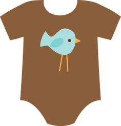 BABY ONESIE CLIP ART
