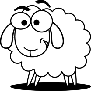 Baby Sheep Clipart Clipart Panda Free Clipart Images