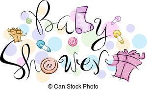 Baby Shower Clip Art clipartall