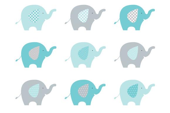 Baby Shower · Elephant Free