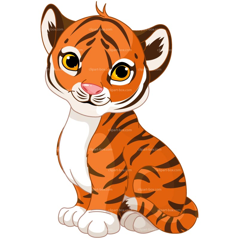 Baby Tiger Face Clip Art | Clipart Panda - Free Clipart Images