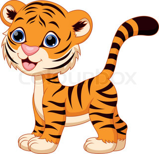 Image Result For Tiger Clip Art