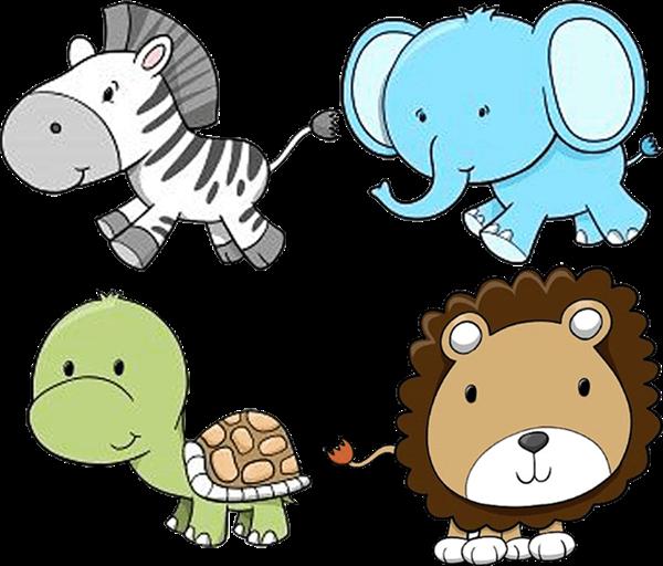 Baby Zoo Animals Clip Art Http ..