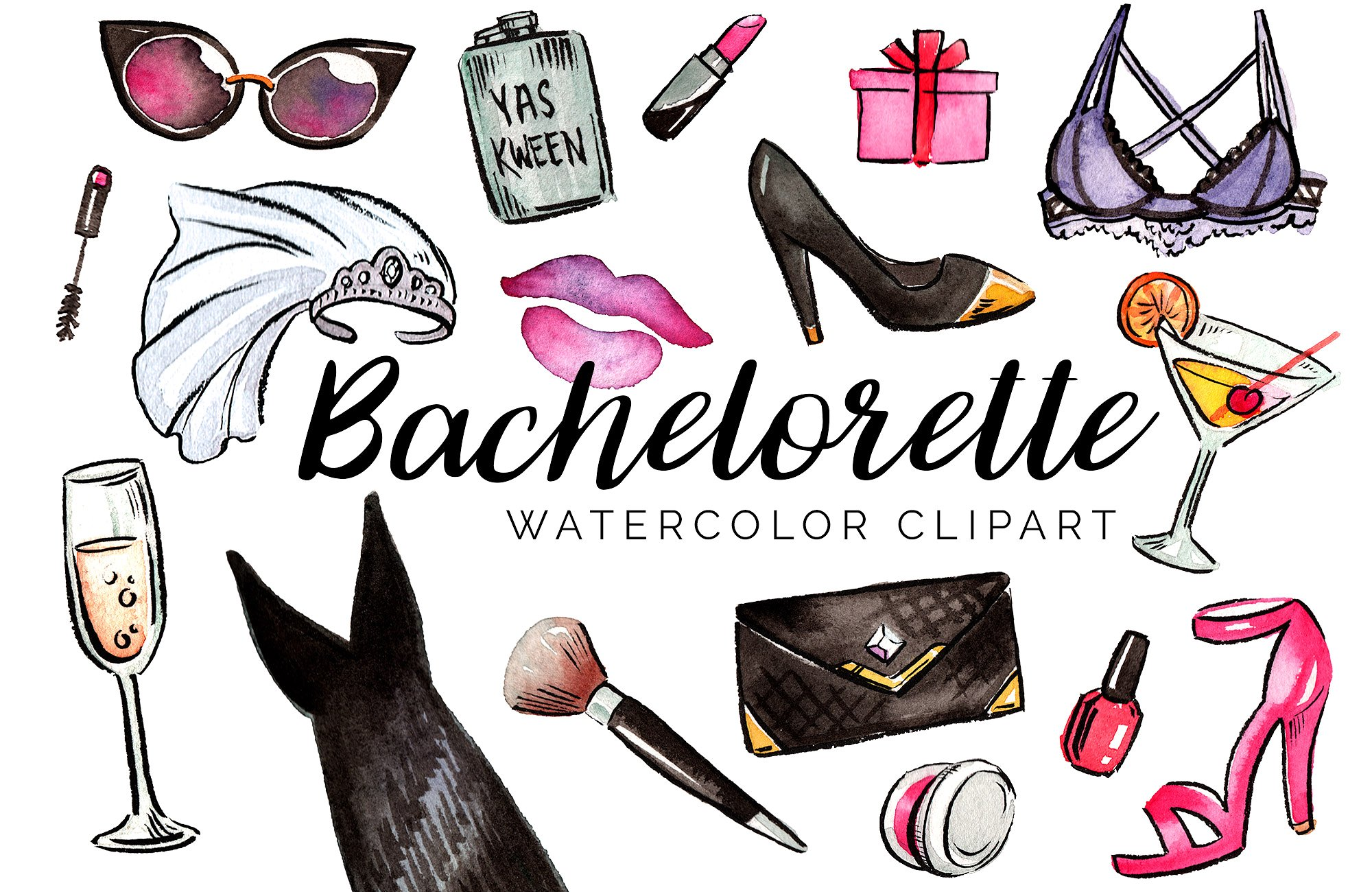 Bachelorette Clipart-hdclipartall.com-Clip Art2000
