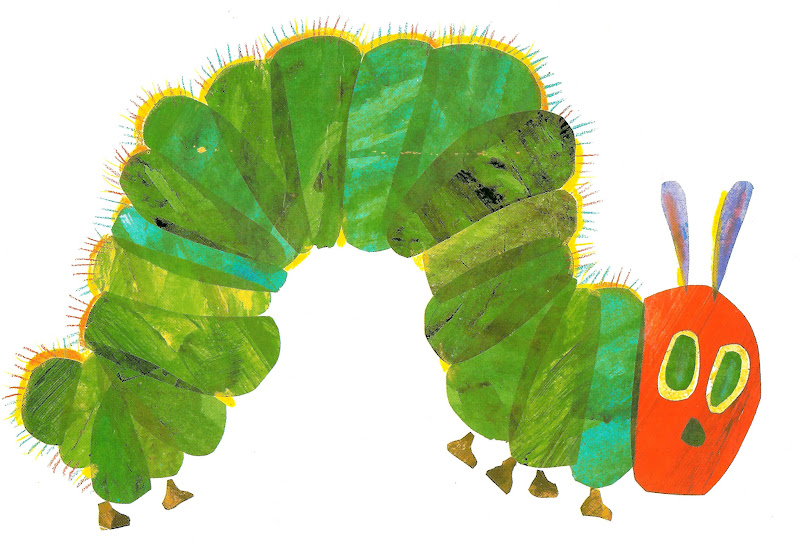 Back Gallery For Hungry Caterpillar Clipart