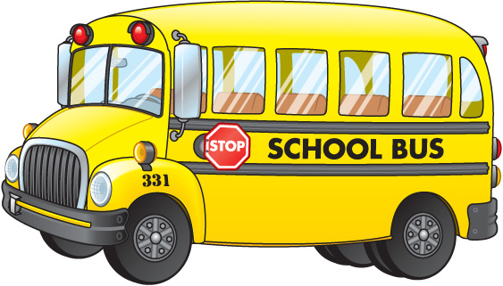 Back To School Bus Clipart
