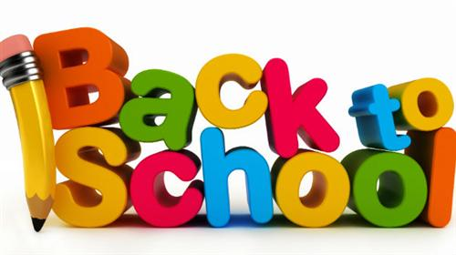 Back To School Clipart #34911