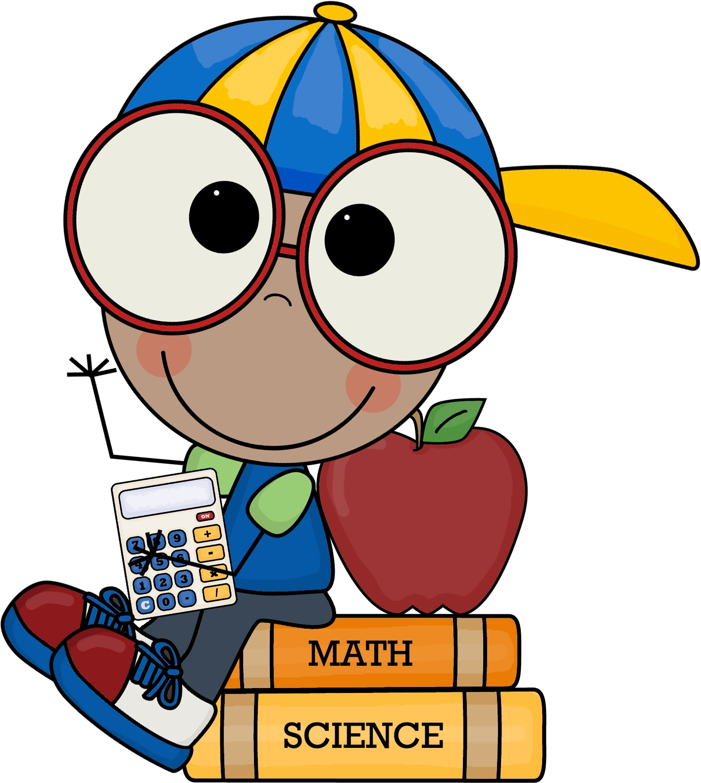 Back To School Clipart - Image #2573