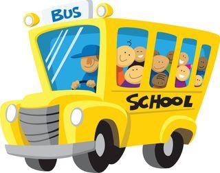 Back to school school clipart .