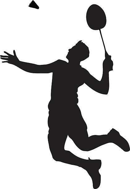 badminton clipart 2