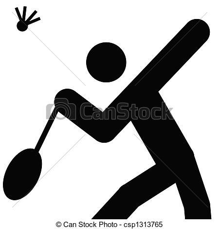 badminton - csp1313765