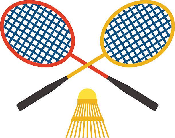 clipart badminton