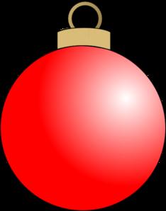 Ball Ornament Clip Art