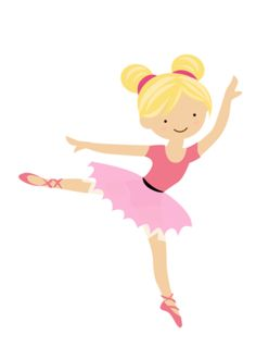 Ballerina Clip Art Free. Bailarinas