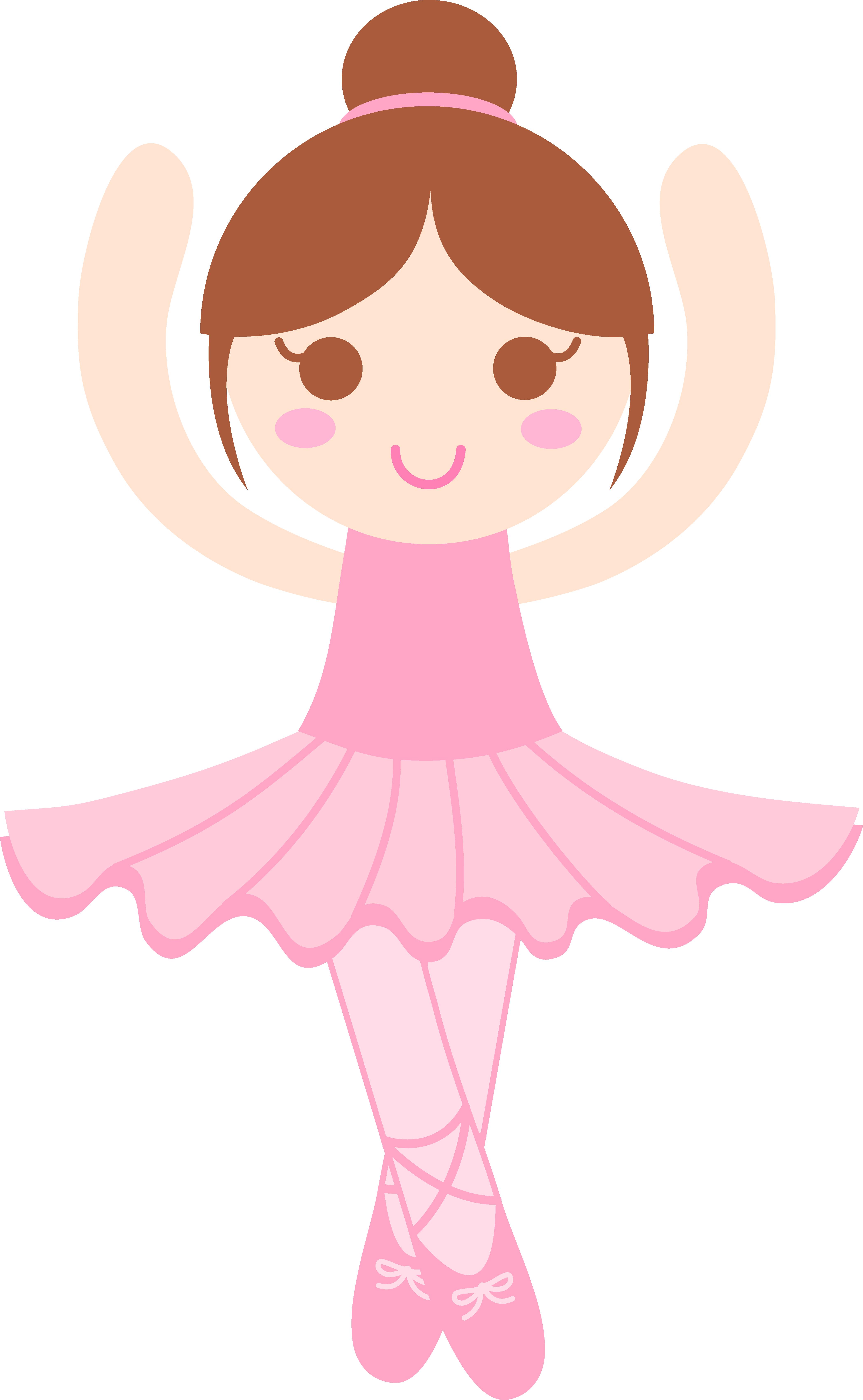 Ballerina cliparts