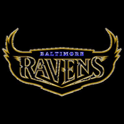 Baltimore Ravens Logo Large