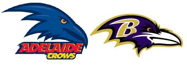 Baltimore Ravens Mascot Clipart #1