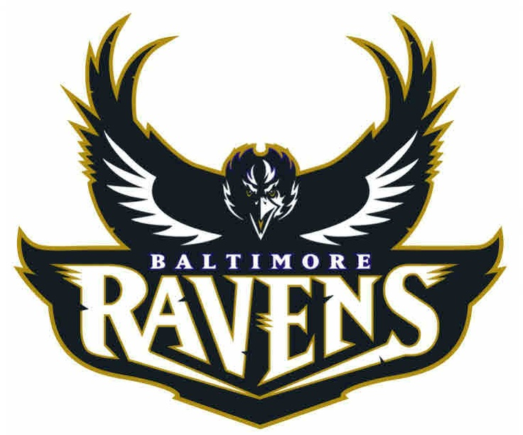 Classy Ravens Logos Free 168 Best Baltimore Images On Pinterest