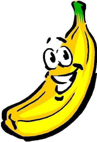 Banana clipart 6 image