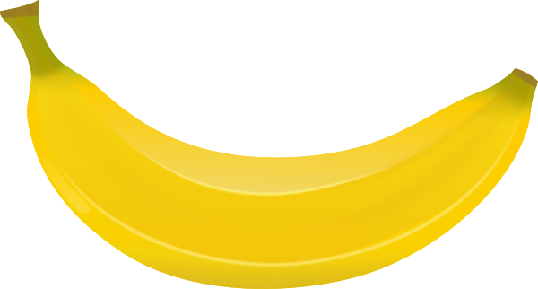 Banana Clipart this image as: