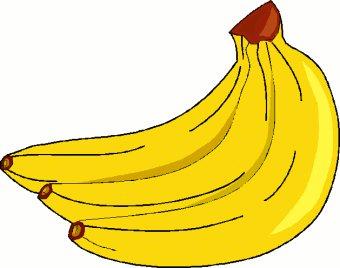 Banana clipart happy #11