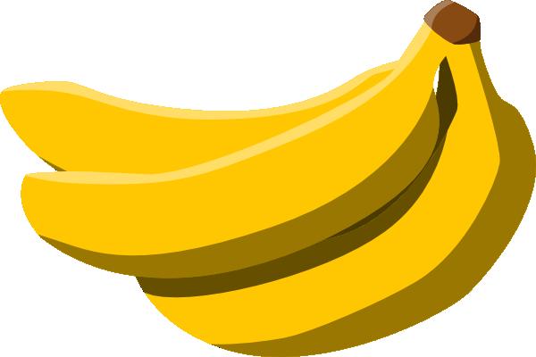 Bananas clip art Free Vector / 4Vector