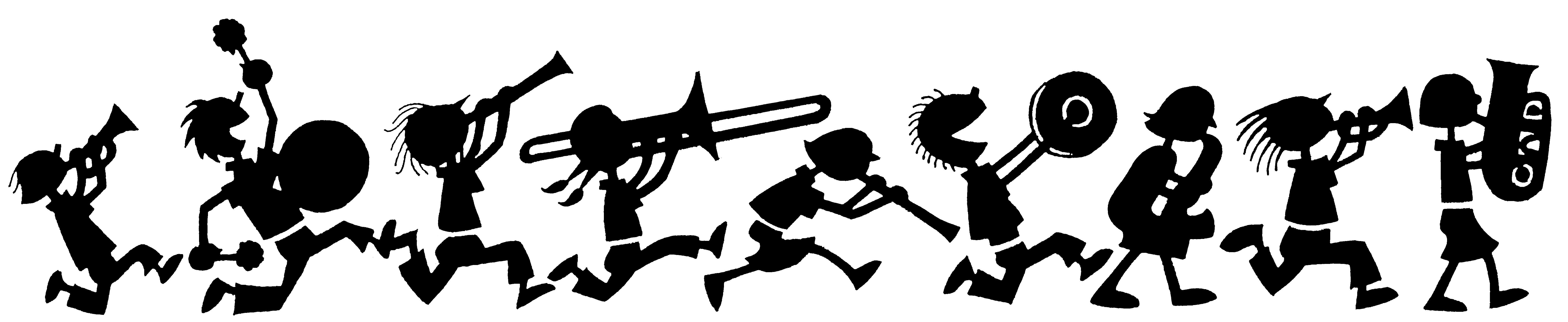 Band Clip Art Image #34489