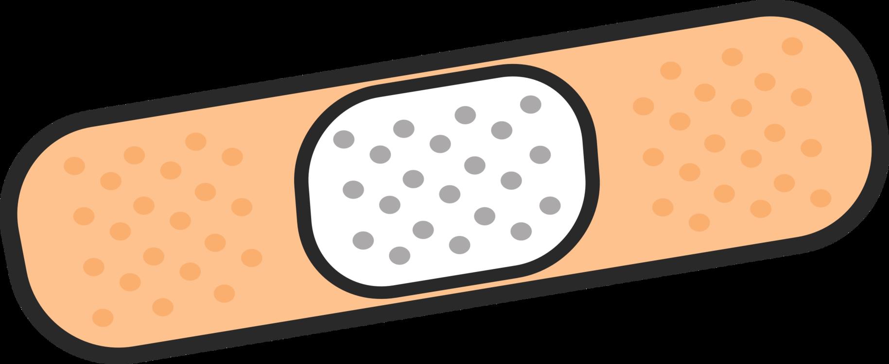 Adhesive bandage Band-Aid Fir - Bandaid Clipart