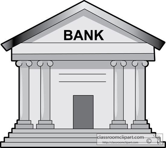 bank clipart