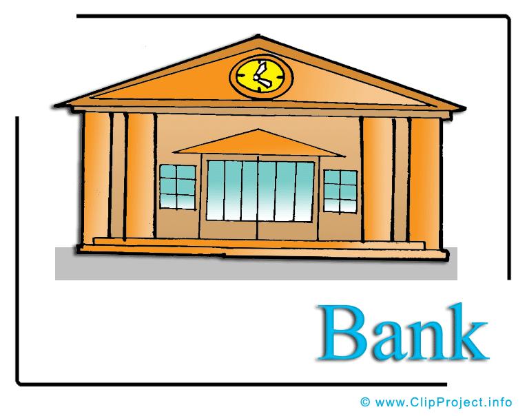 Bank clip art free clipart images 2