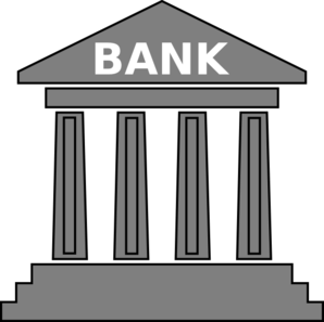 Bank Free Clipart