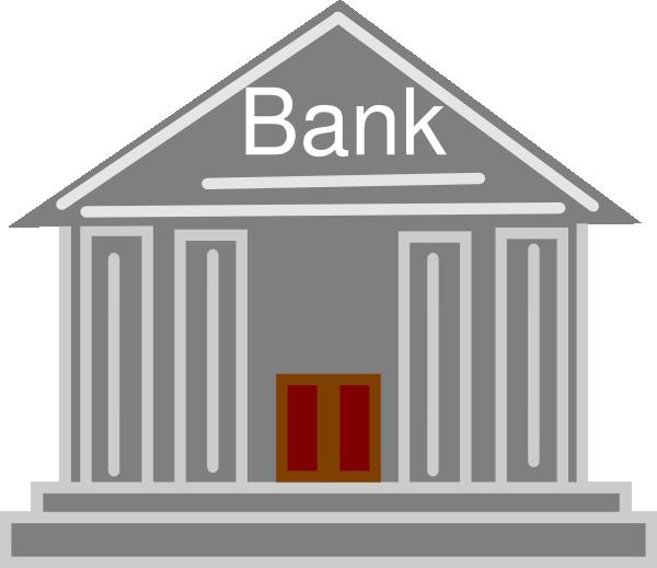Bank Icon Clip Art