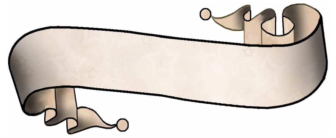 Banner ribbon clipart image