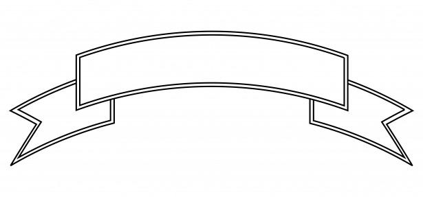 Banner zeichnung clipart