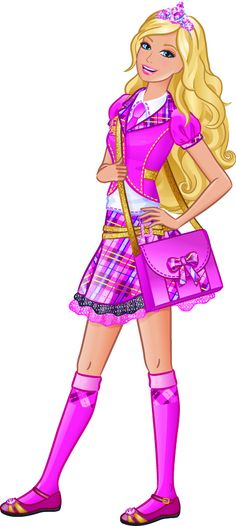 Barbie Clipart #1
