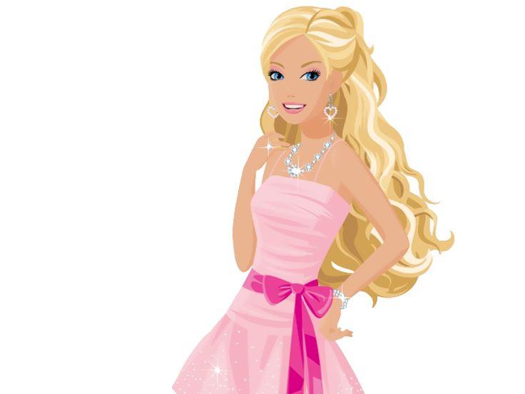 Barbie clipart her friend #4 - Barbie Clipart