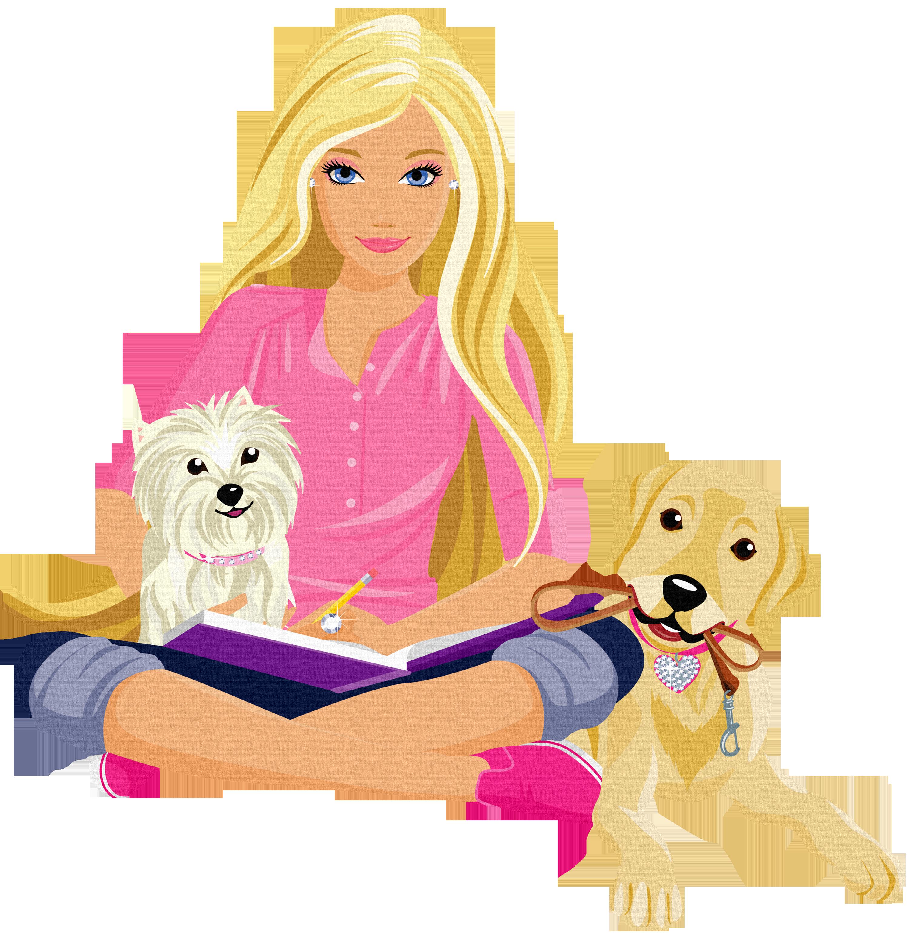 Barbie Free Clipart #1 - Barbie Clipart