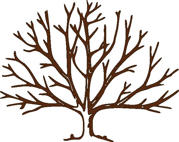 bare tree clipart
