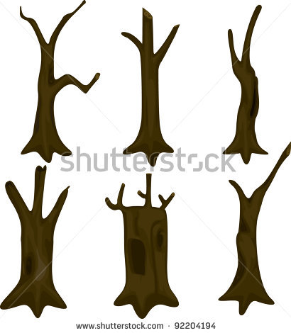 Bare Tree Trunk Clipart Terms Clipart Bare Tree